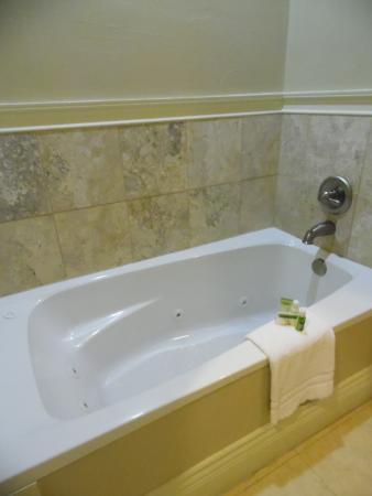 Lewiston, estado de Nueva York: Soaking tub