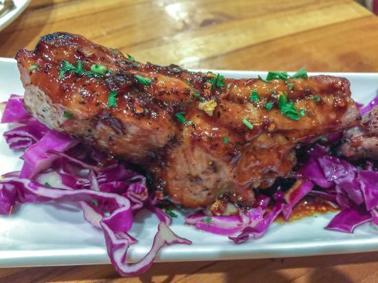 ซานมาเทโอ, แคลิฟอร์เนีย: Pork belly