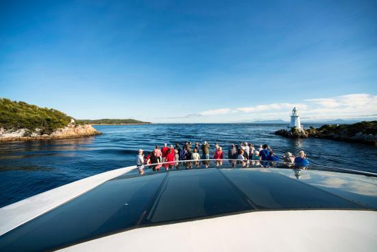 Tasmania, Australia: Gordon River Cruise