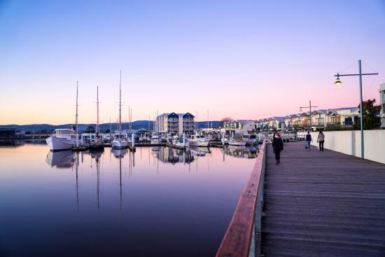 Tasmania, Australia: Launceston Seaport
