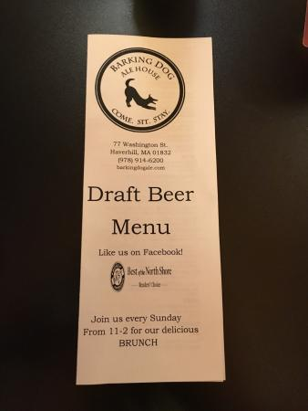 Barking Dog Ale House: photo5.jpg