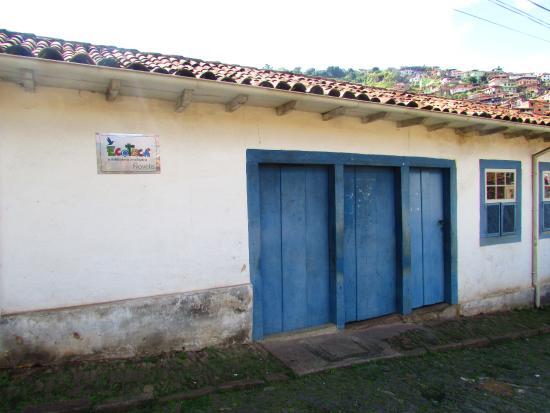 Centro Cultural Comunitario Casa do Padre Faria
