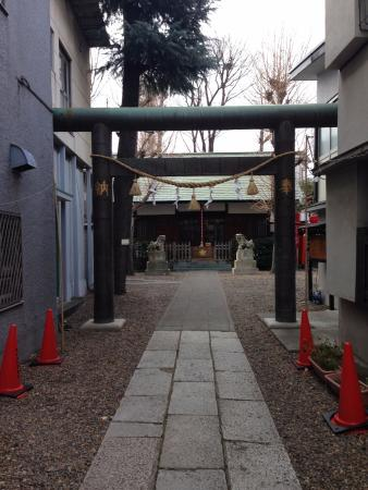 Koishikawa Suwa Shrine