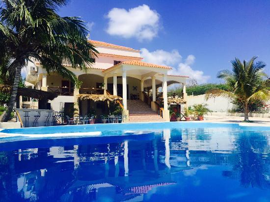 Hotel La Saladilla Beach Club: Piscina