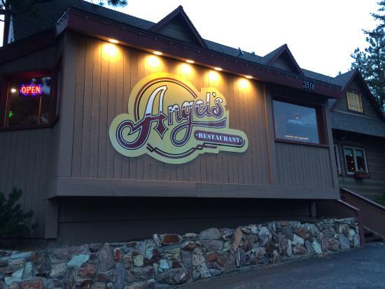 Angel's Restaurant: Boa comida e lugar bem família.