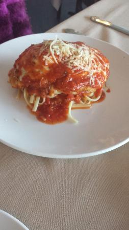 Manahawkin, NJ: Children's Chicken Parmesan