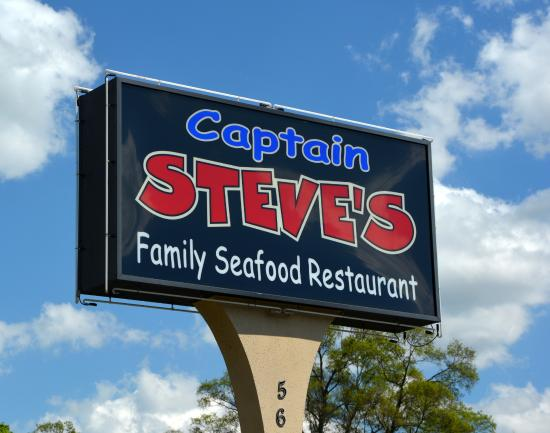 Captain Steve S Family Seafood Restaurant