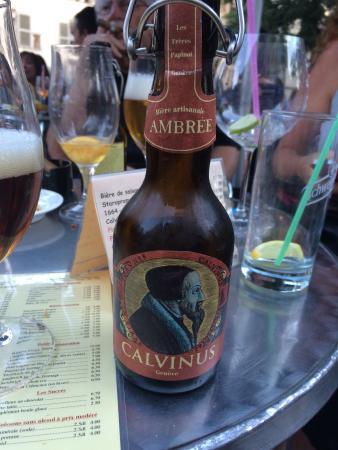 La Clemence: Calvinus Amree