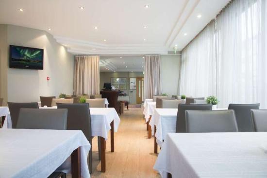 Hótel Smári: Dining hall