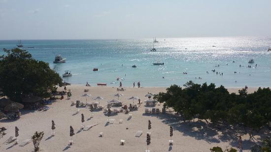 Beach - The Ritz-Carlton, Aruba Photo