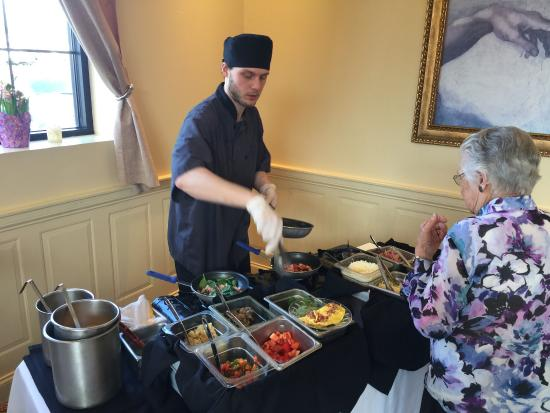 the best holiday brunch dinner buffet around anywhere picture of rh tripadvisor ca