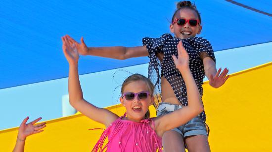Lake Taupo TOP 10 Holiday Resort : FUNZONE
