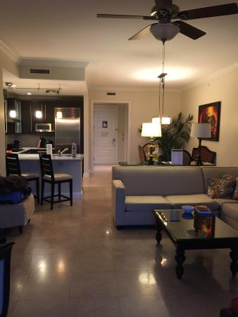 The Presidential Suite - Picture of Key West Marriott Beachside ...
