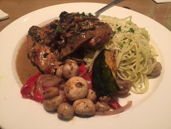 Portobello Mushroom Chicken Picture Of Milestones Sudbury Tripadvisor