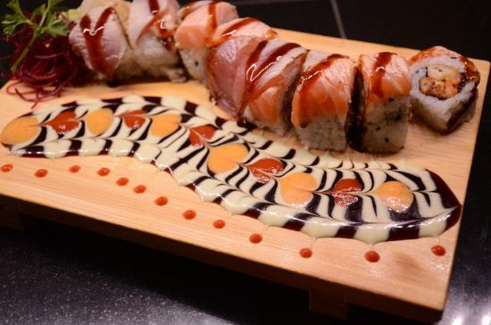 Sakura Fusion Japanese & Sushi Restaurant