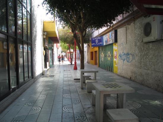 Boulevard Vereda Bolognesi