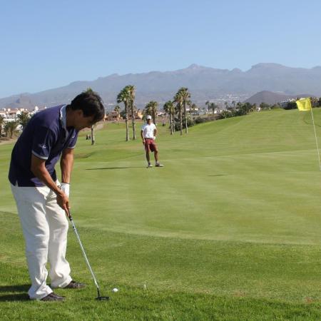 Amarilla Golf and Country Club: Amarilla Golf