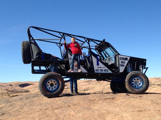 the coolest rig picture of xtreme 4x4 tours moab tripadvisor
