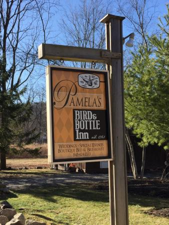 The Bird and Bottle Inn