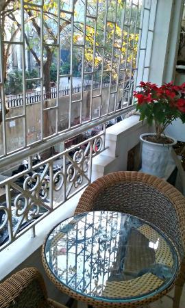 สเปลนดิด สตาร์ สวีท โฮเทล: Balcony First floof