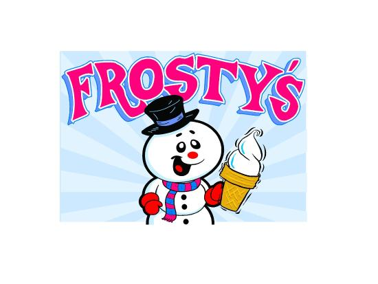 Chesaning, MI : Frosty's