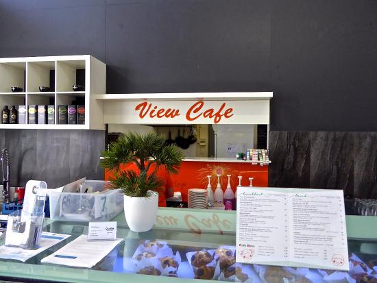 Advancetown, Australien: View Cafe