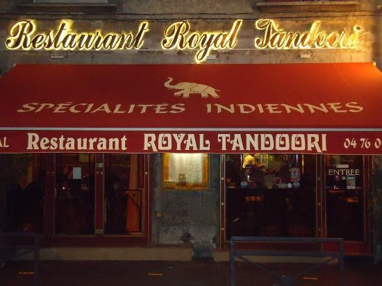 royal tandoori grenoble restaurantbeoordelingen tripadvisor. Black Bedroom Furniture Sets. Home Design Ideas