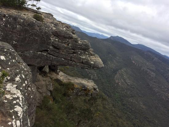 Grampians, Australia: View from The Balconies