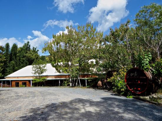 Mount Nathan Winery