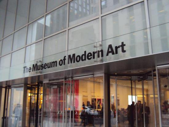 entrada moma picture of the museum of modern art moma new york