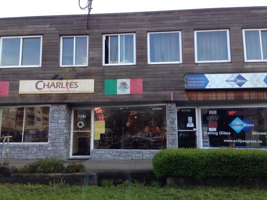 Charlie S Mexican Restaurant Port Moody Bc