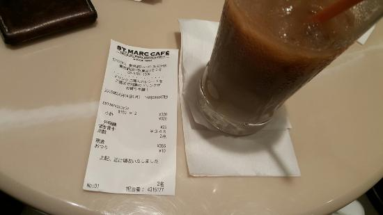 Saint-Marc Café Osakinewcity