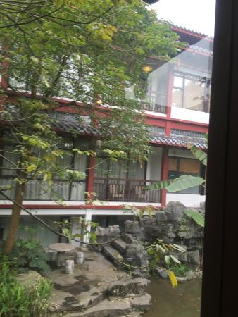 Gulin Zizhou Panorama Resort: Hotel