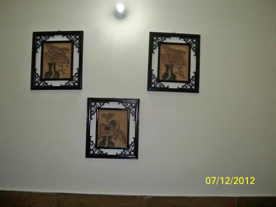 Hotel Ganges Rivera: show of ed room