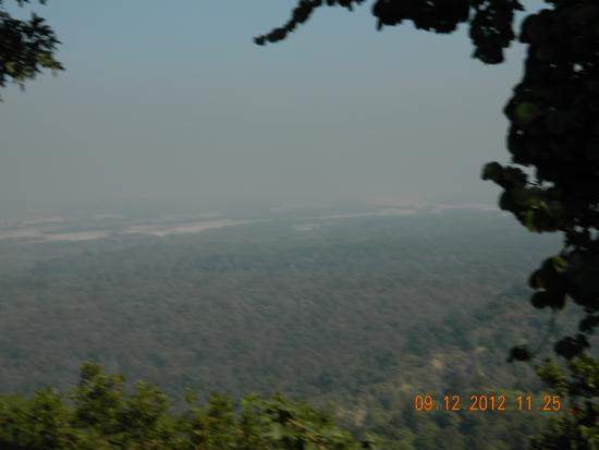 Hotel Ganges Rivera: a view of hills