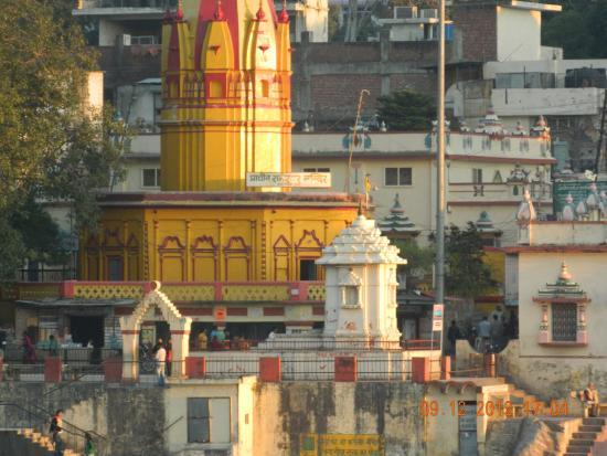 Hotel Ganges Rivera: Rishikesh
