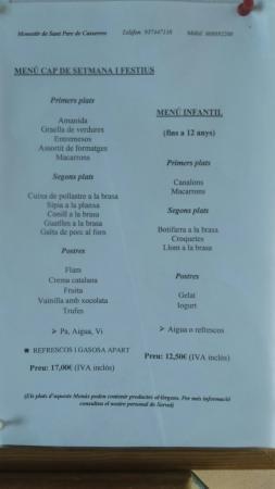 Monestir de Sant Pere de Casserres: 20160325_115056_large.jpg
