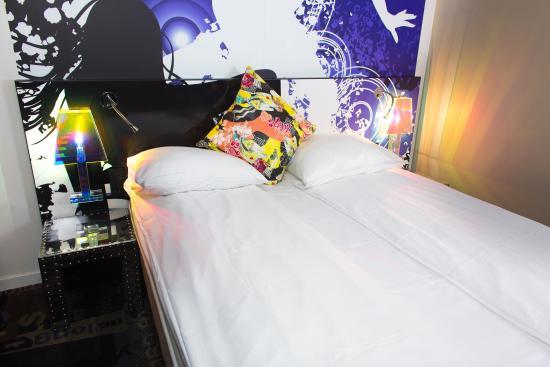Comfort Hotel Boersparken: Room