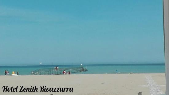Hotel Zenith: il nostro mare