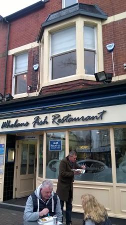 Whelans Fish and Chip Takeaway