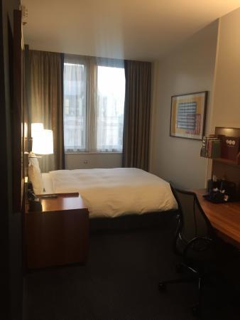 double bedroom picture of club quarters hotel st paul s london rh tripadvisor com my