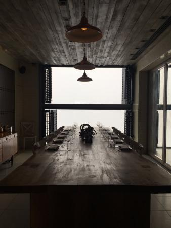 Duck And Waffle: Private Dining Room