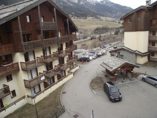 Lagrange Confort+ Les Valmonts de Val Cenis : bâtiment