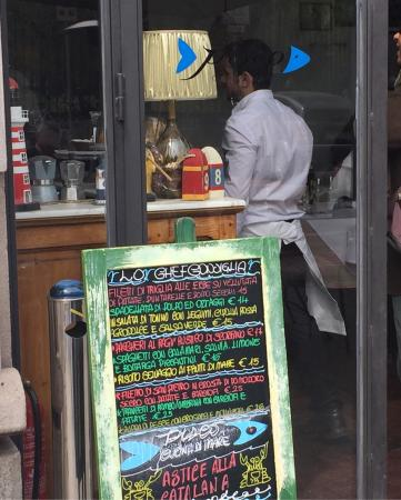 PISCO - cucina di mare - - Foto di Pisco Cucina DI Mare ...