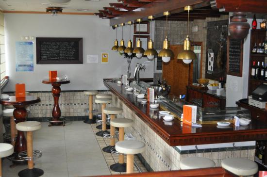 Restaurante La Fonda de Alberto : Barra