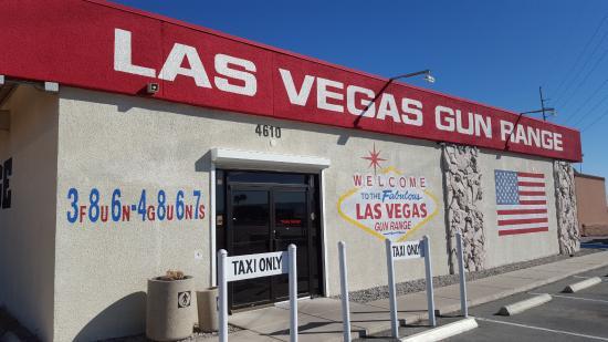 Las Vegas Gun Range & Firearm Center: Las Vegas Gun Range