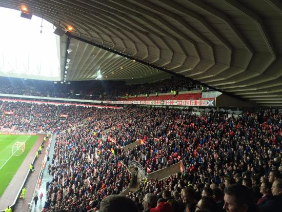 Stadium Of Light: North Stand
