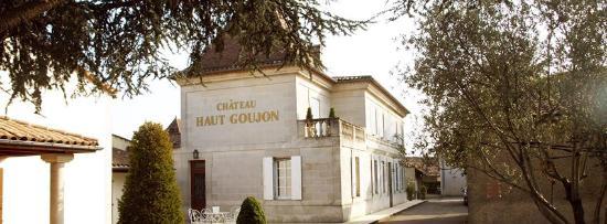 Montagne, França: La cour de Haut-Goujon