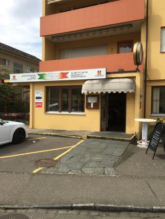 Restaurant Pizzeria Trapez