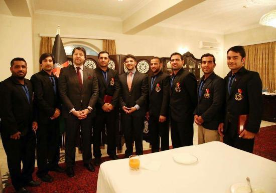 أفغانستان: Afghanistan